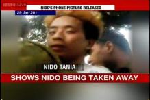 Taniam death: Video showing Arunachal boy on bike with policemen surfaces