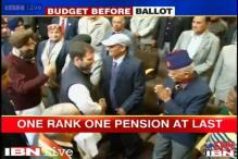 After Rahul's appeal, Centre accepts 'One Rank One Pension' scheme