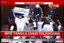 Fights inside Parliament: When MPs punched, kicked and yelled at each other