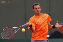 Mathieu reaches 2nd round of Open Sud de France