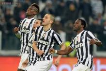 Juventus beat bitter rival Inter Milan 3-1