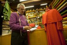 Pope's simple style influencing cardinal fashion