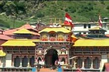 Portals of Badrinath shrine to reopen  for devotees on May 5