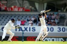The pitch eased out after lunch: Williamson