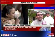Government influenced the Speaker to suspend select MPs: Rajagopal