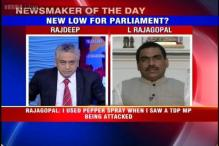 Used pepper spray in self defence as a mob attacked me in LS: L Rajagopal