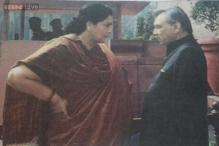 What do you think Mani Shankar Aiyar is telling Renuka Chowdhury in this viral photo?