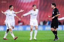 Cristiano Ronaldo facing three-game ban in La Liga