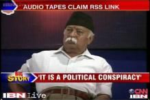 Politics heat up over alleged terror links of RSS
