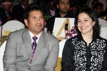 Writing letters to Anjali was more difficult than batting: Sachin Tendulkar