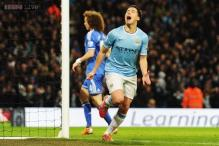 Manchester City beat Chelsea 2-0 to reach FA Cup quarters
