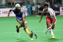 Punjab Warriors thrash Mumbai Magicians 4-1 in HIL