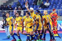 Punjab Warriors beat Ranchi Rhinos 4-2 to consolidate their position in HIL