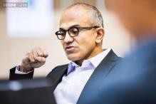 Watch: Satya Nadella's first interview as CEO of Microsoft