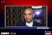 Satyapal Singh given Mumbai BJP ticket, but wants to contest from UP