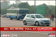Commuters rejoice as toll ends at Delhi-Gurgaon expressway