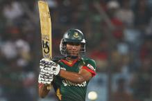 Bangladesh allrounder Shakib suspended, to miss Asia Cup start