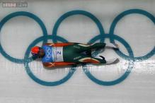 Luger Shiva Keshavan virtually out of contention at Sochi 2014
