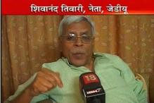 Shivanand questions Nitish Kumar's sincerity to confront Narendra Modi