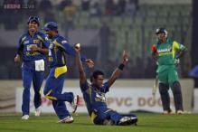 1st ODI: Sri Lanka fight back to beat Bangladesh by 13 runs