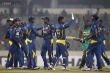 2nd ODI: Sangakkara century helps Sri Lanka beat Bangladesh