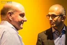 Collegial Satya Nadella a stark contrast to blustery Steve Ballmer