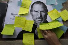 Apple founder Steve Jobs will appear on a US postage stamp next year