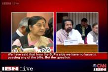 Expect ruckus over Telangana bill in Parliament session: BJP, TMC