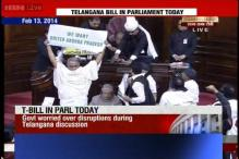 UPA hopes to pass Telangana Bill in Parliament, AP CM likely to quit