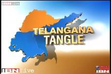 Telangana Bill taken up after blocking out live coverage of Lok Sabha