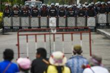 Two killed, 41 wounded in attack on Thai protest rally