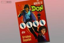 Review: 'The Making of Don' is written like a film's screenplay which helps the readers