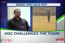 Tiger Woods impressed with DGC course