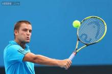 Mikhail Youzhny ousted by qualifier in Zagreb Indoors
