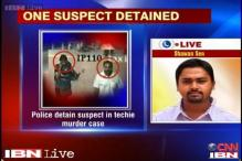 Mumbai techie murder: One suspect arrested, sent to police custody till March 15