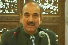 LS polls: Azad files nomination for Udhampur-Doda