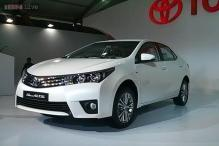 New Toyota Corolla Altis to be launched in India by May