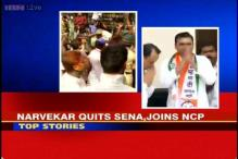 A Billion Votes: Setback for Shiv Sena, Rahul Narvekar joins NCP