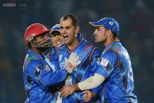 'Giantkillers' Afghanistan await Sri Lanka test in Asia Cup