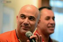 Andre Agassi in no hurry to become a coach