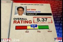 MPs Rating: Ajit Singh scores 5.37 on a scale of 10