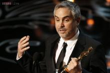 Oscars 2014: Alfonso Cuaron wins best director for 'Gravity'