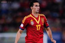 Knee injury sidelines Arbeloa for 6-8 weeks