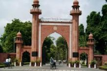 AMU students take out protest march against lawlessness in campus