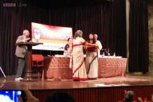 CNN-IBN's Anubha Bhonsle gets Chameli Devi award