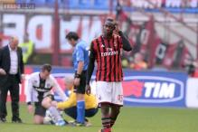 AC Milan lose 4-2 at home to Parma in Serie A