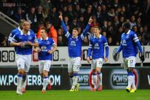 Barkley sparks Everton's 3-0 win at Newcastle
