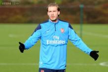 Nicklas Bendtner will be fined for Copenhagen trip, says Arsene Wenger