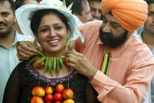 LS Polls: Jaspal Bhatti's widow is AAP's Chandigarh choice