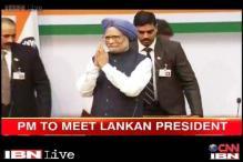 PM Manmohan Singh to meet Sri Lankan President in Myanmar